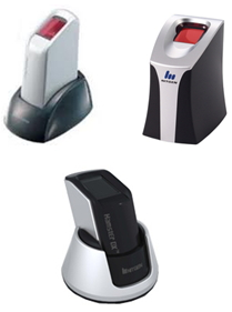 usb fingerprint scanners