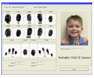 Children Identification India
