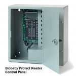 Infant-protection-control-panel