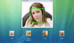 Face Recognition Login